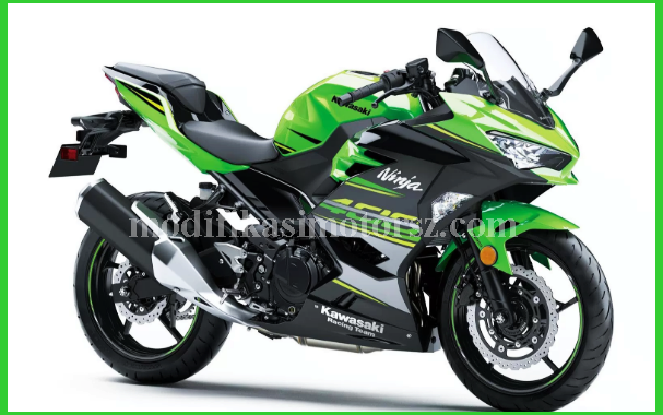 Harga dan Spesifikasi All New Kawasaki Ninja-250 2020 [REVIEW]