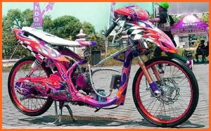 mio-sporty-modifikasi-drag-rangka-style