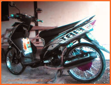 mio-sporty-modifikasi-warna-hitam-sederhana