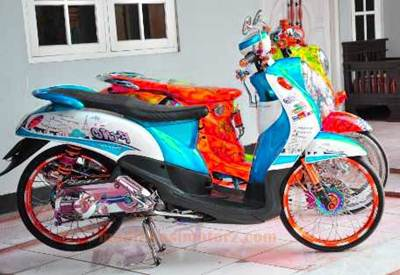 Variasi-Motor-Yamaha-Fino-Modif-Simple