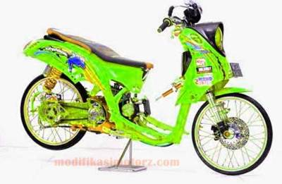 modifikasi-motor-fino-125-thailook
