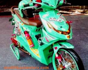 modifikasi-motor-beat-karbu-air-brush-biru