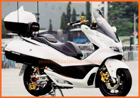 modifikasi-honda-pcx-150-touring