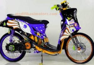 Motor-Drag-Fino-Modifikasi