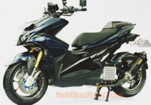 juara-customaxi-modifikasi-yamaha-aerox-155-monoshock