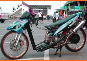 mio-sporty-modifikasi-drag-racing-style