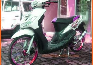 modifikasi-mio-sporty-putih-simple-minimalis
