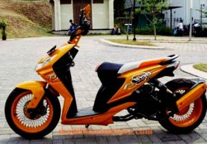 modifikasi motor beat esp cbs iss