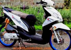 modifikasi motor beat esp cw