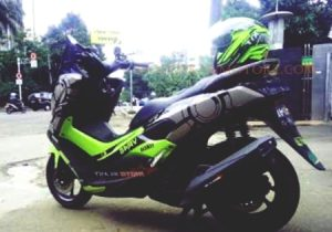 modifikasi-yamaha-nmax-warna-abu-abu-black-sunmoon-winter-test